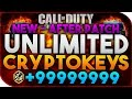 Black Ops 3 | NEW UNLIMITED CRYPTOKEYS GLITCH - NEW WORKING CRYPTOKEY GLITCH (BO3 CRYPTOKEY GLITCH)