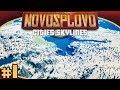 Cities Skylines Novosplovo 1 Great Nation