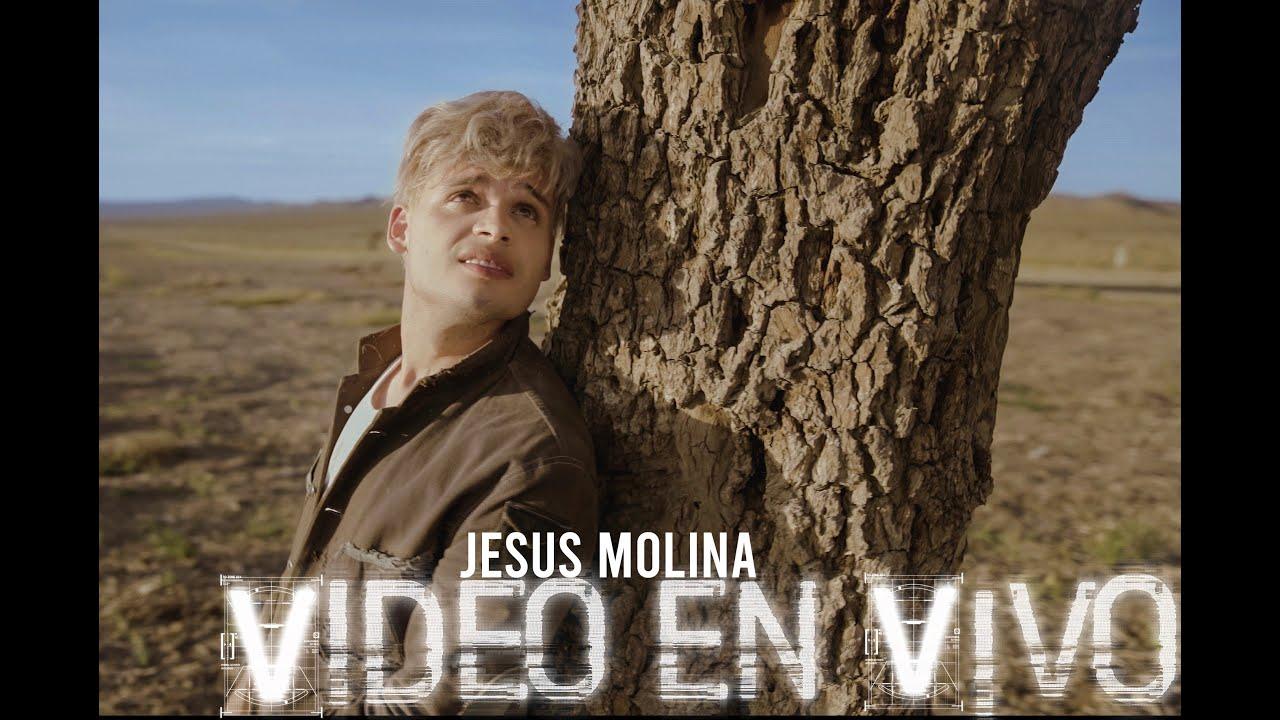 Jesus Molina- Video en vivo (Official Music Video)