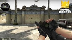 ESEA CS:GO No Recoil macros/scripts | Undetectable | Working with