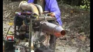 Diy Jet Engine