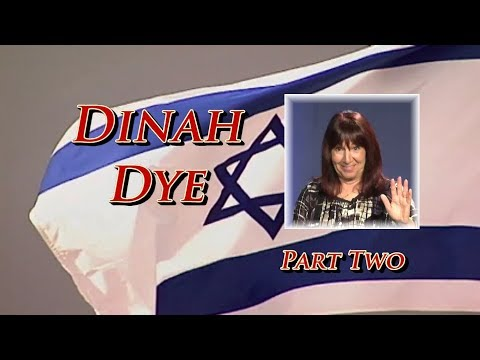 Saturday, September 16,2017: Dinah Dye Part 2