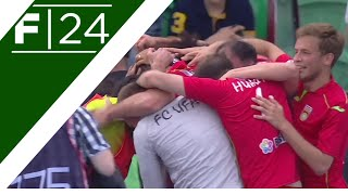 Highlights   Ufa 3-1 Spartak Moscow