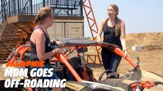 I Took My Mom Off-Roading in Texas | Jalopnik