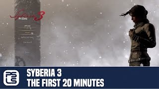 Syberia 3 Gameplay - The First 20 Minutes