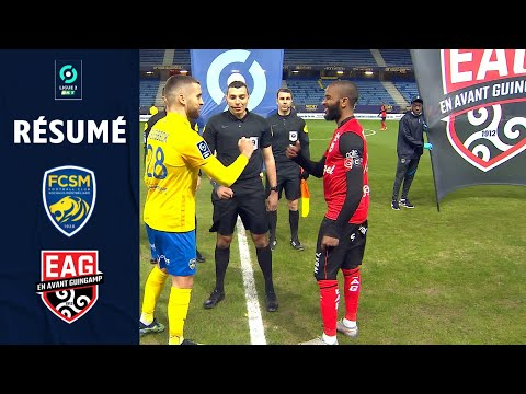 Sochaux Guingamp Goals And Highlights