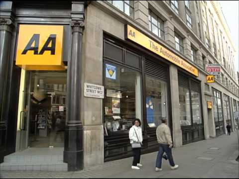 The AA on New Coventry Street | Thames News