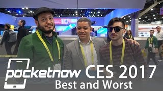 The new BlackBerry, ASUS ZenFone AR, ShadeCraft & more   CES 2017 Wrap up