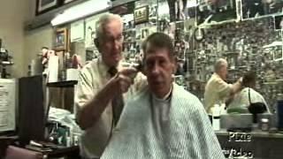 Let's Visit Floyd's Barber Shop