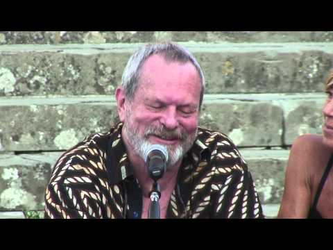 Terry Gilliam and cinema, Italy july 2013 - YouTube
