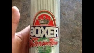 Boxer Watermelon Beer Review!