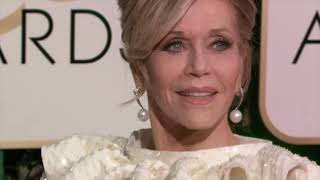 JANE FONDA: Extended Interview with the Cecil B. DeMille Award recipient