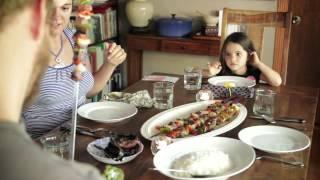 Ava Eats Uganda (global Table Adventure)