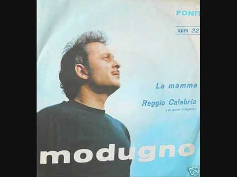Domenico Modugno- La mamma