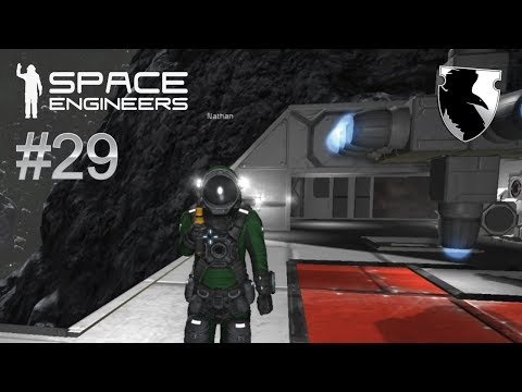 Space Engineers Survival :: Ammo Transfer & Solar Upgrade... Already!!! :: Ep. 29