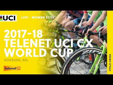 Women Elite - 2017-18 Telenet UCI Cyclo-cross World Cup – Koksijde (BEL)