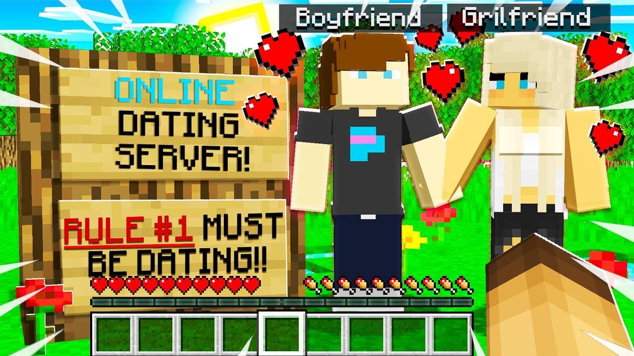 MCPE dating server