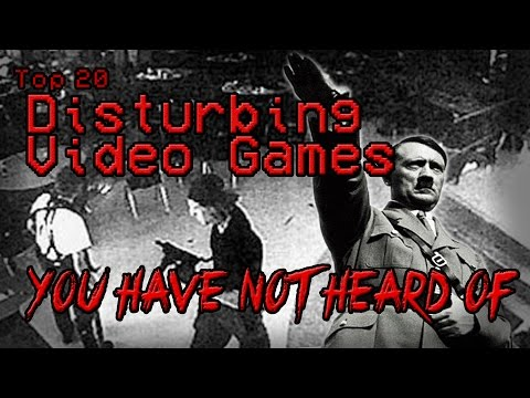 Top 20 Disturbing Games YOU Have Not Heard Of