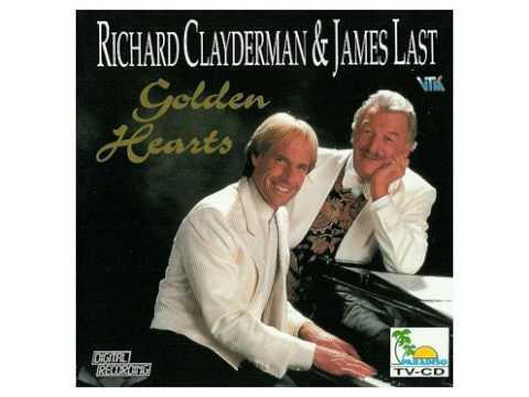 RICHARD CLAYDERMAN & JAMES LAST - Golden Hearts (1990) Full Album