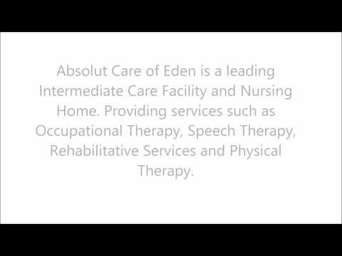 Speech Therapy in Hamburg, NY - 716-992-3987 - Absolut Care of Eden