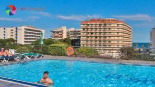 Checkin Sirius Hotel - Santa Susana - Katalonia - Hiszpania
