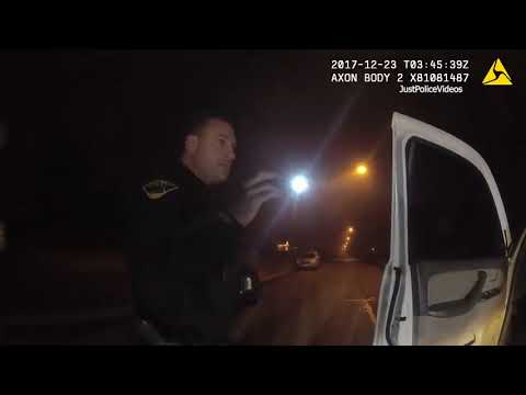Police Officer Arrested For Being Drunk On The Job
