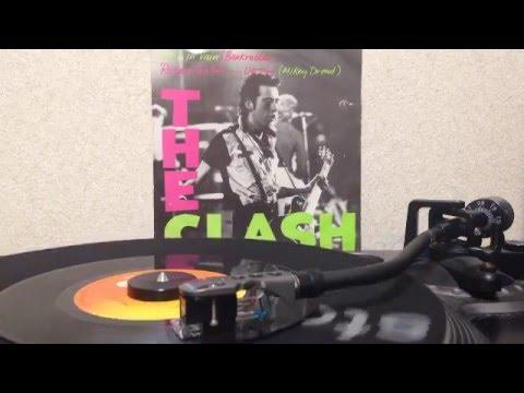 The Clash - Train In Vain (7inch)