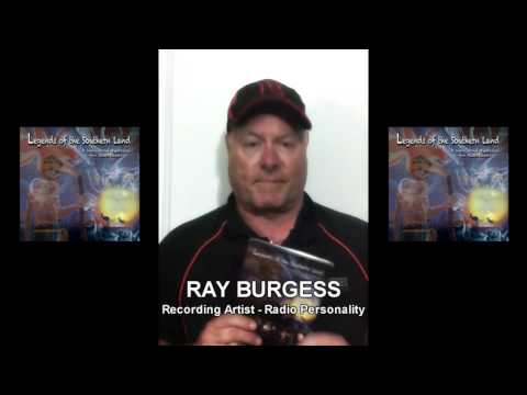 Sing for Good Legends of the Southern Land Project - Ray Burgess