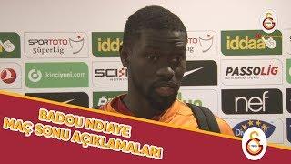 Badou Ndiaye'nin Maç Sonu Açıklamaları #GSvKYS