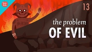 The Problem of Evil: Crash Course Philosophy #13(After weeks of exploring the existence of nature of god, today Hank explores one of the biggest problems in theism, and possibly the biggest philosophical ..., 2016-05-09T21:29:43.000Z)