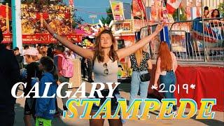 CALGARY STAMPEDE | Vlog 2019