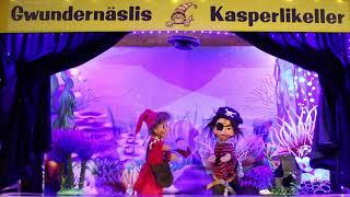 Dr Kasperli u dr Pirateschlüssel
