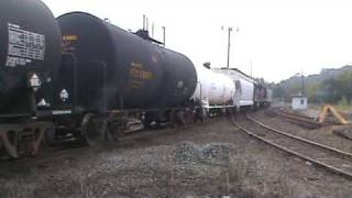 Csx Local Switching In Cartersville,ga Part 2