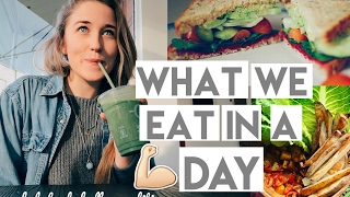 WHAT WE EAT IN A DAY || WHOLE 30 CHALLENGE || WEEK THREE
