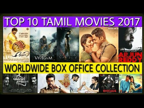 Top 10 Tamil Highest Grossing Movies Of 2017 At Worldwide Box Office Collection