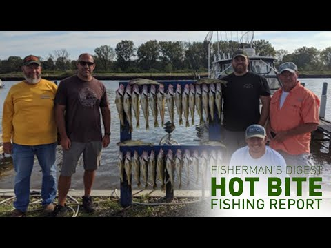 Hot Bite Fishing Report - Oct. 2nd