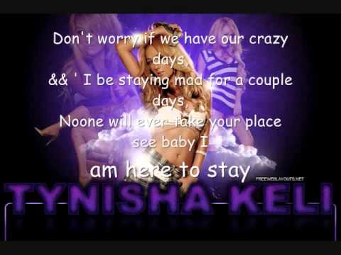 Tynisha Keli - Stay w/ Lyrics