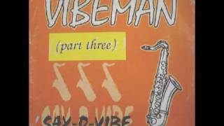 Vibeman - Sax-O-Vibe