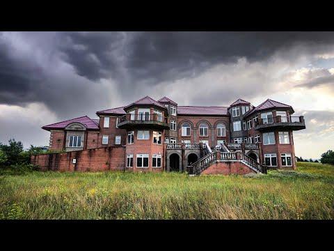 Taylor Swift's HUGE Abandoned Mansion