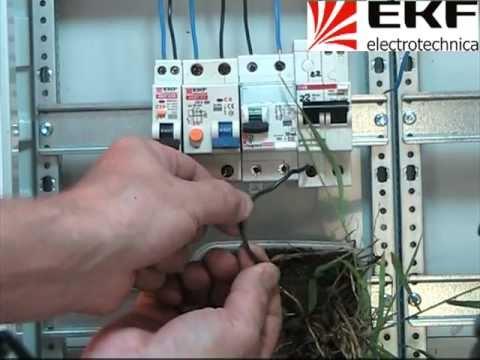 Подключение стабилизатора напряжения к сети. Монтаж стабилизатора .