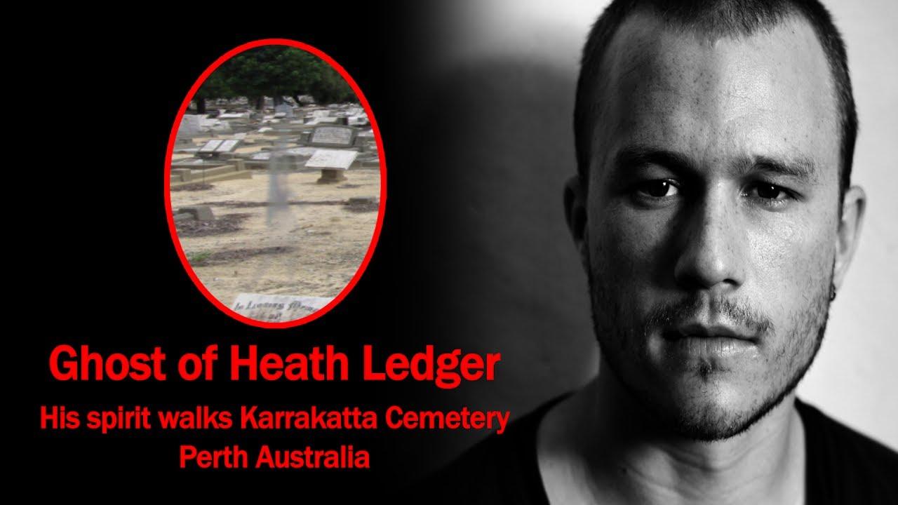 ghost of heath ledger