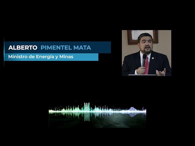 Entrevista del Ministro Alberto Pimentel y el Viceministro Óscar Pérez en el programa 60 Minutos