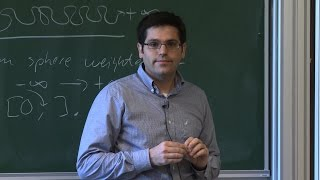 Jason Miller - 4/4 Equivalence of Liouville quantum gravity and the Brownian map