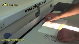 Fastbind Casematic H32Pro Hardcover Casemaker from Ashgate Automation Ltd