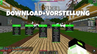 Minecraft 1.8 Envy Hack Client/Installation Tutorial+Vorstellung