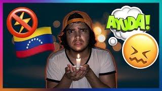 72 HORAS SIN ELECTRICIDAD EN VENEZUELA *el peor día de mi vida*
