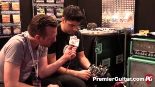 Musikmesse '15 - Greenhouse Effects Sonic Orb, Double Edged Distortion, & Selftitled Deluxe Demos