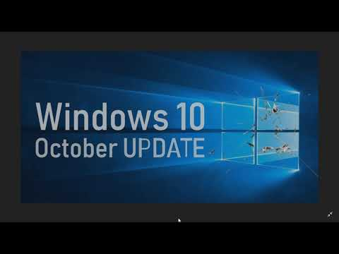 Windows 10 October 2018 update deployment halted ISO removed updated news