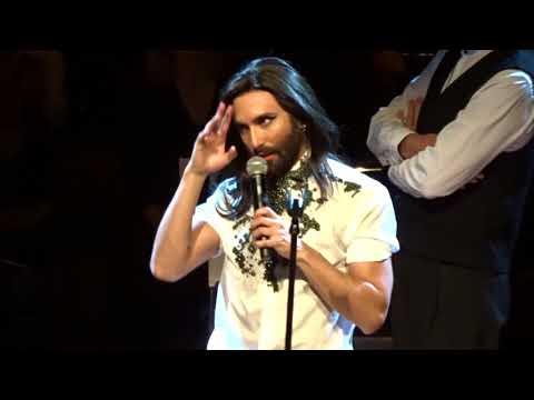 Conchita - ...about Ricky Martin - #ConchitaFVWL - Berlin Philharmonic - 07.11.2017