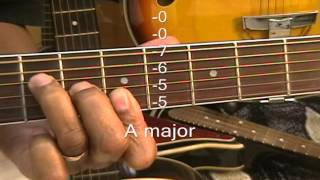Download How To Play An A Major Chord 6 Different Ways On Guitar No Capo Standard Tuning #99 MP3 song and Music Video